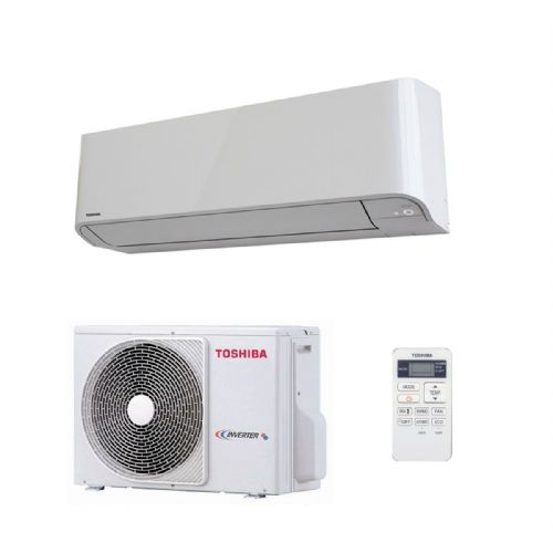 Toshiba Air Conditioning Wall Mounted MIRAI RAS-B13BKVG-E 3.5kW/12000Btu Installation Pack